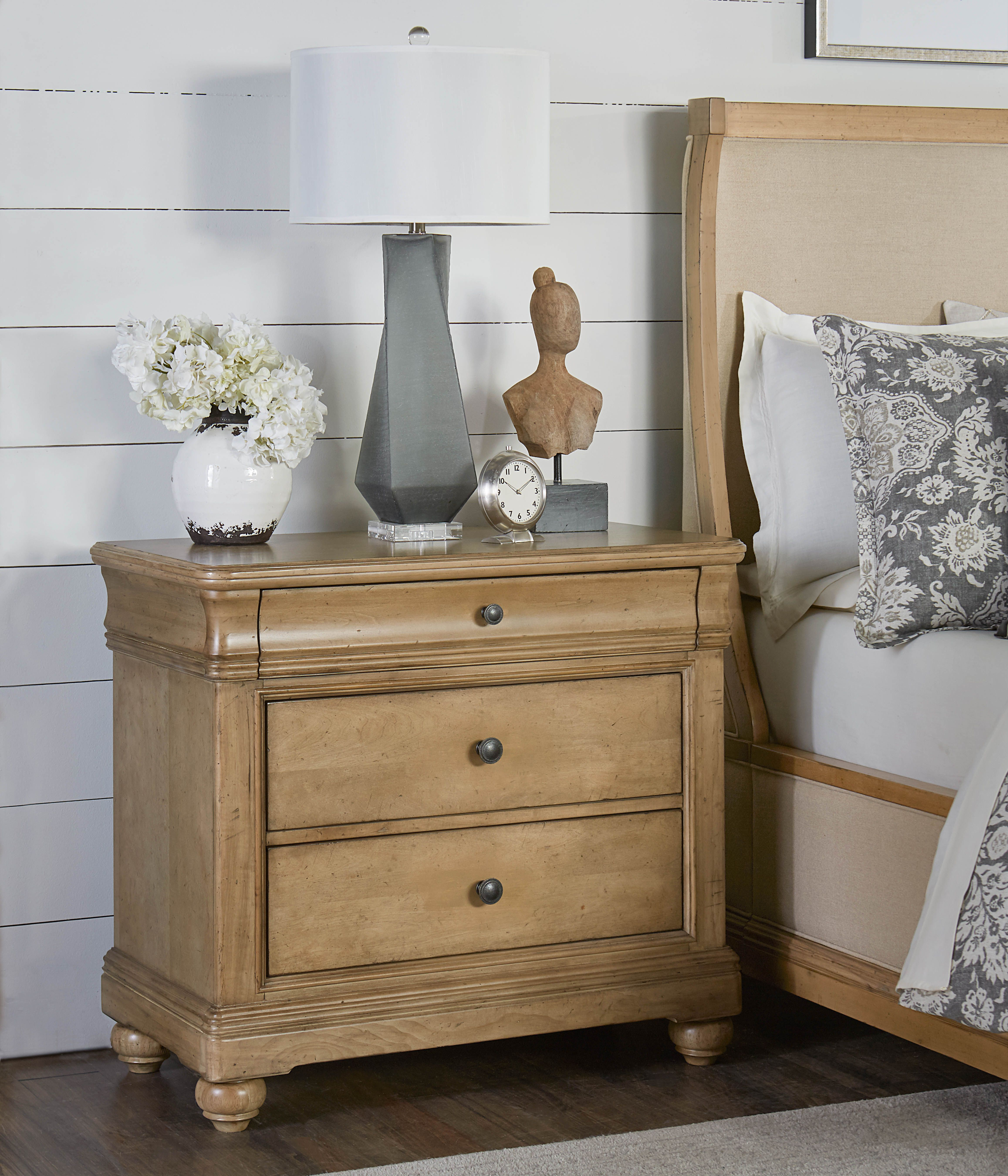 Ashby woods bedside chest legacy classic furniture homedecor