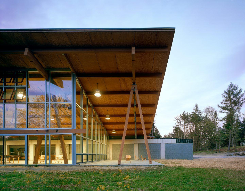 BCJ Visitor Activity Center at the Pocono Environmental