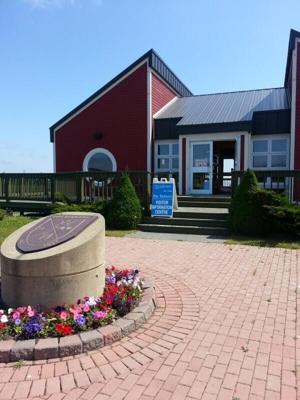 Bay Roberts Visitor Info Centre