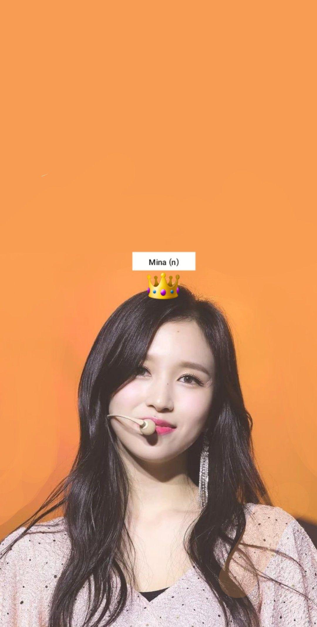 Twice Miyoui Mina Wallpaper Mina Cute Wallpapers Kpop Wallpaper