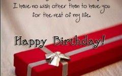 Happy Birthday Quotes Him ~ Happy birthday quotes for a husband happy birthday quotes