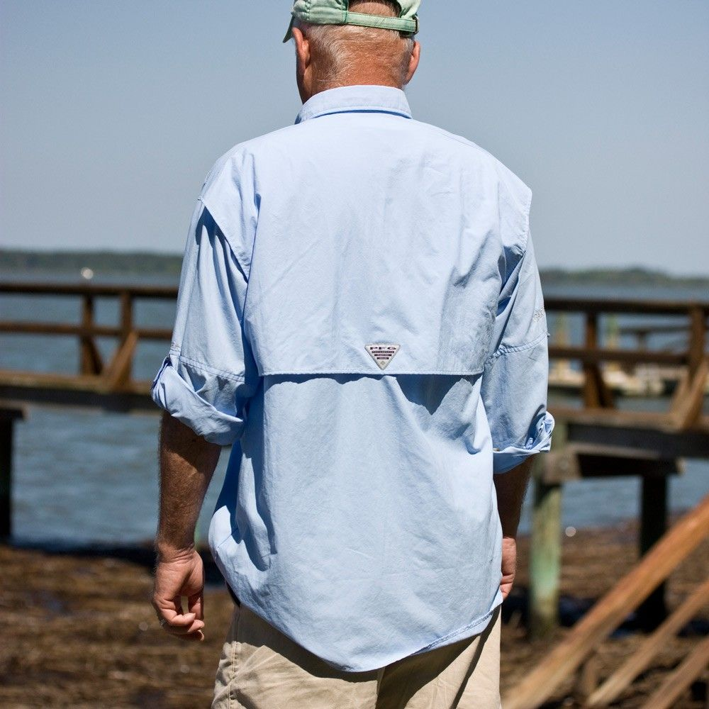 Columbia Men's Fishing Shirt - Branded Items | Stuff i'd wear ...