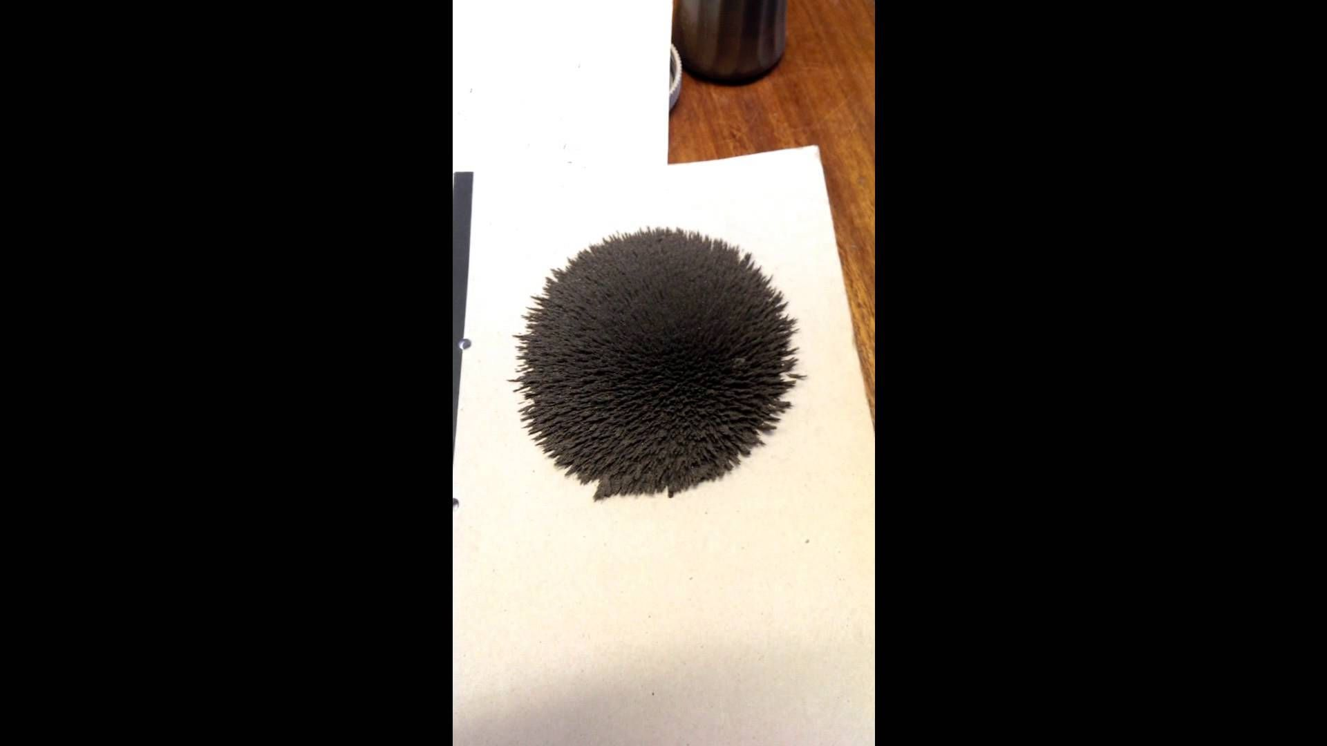 3D Magnetic field demo