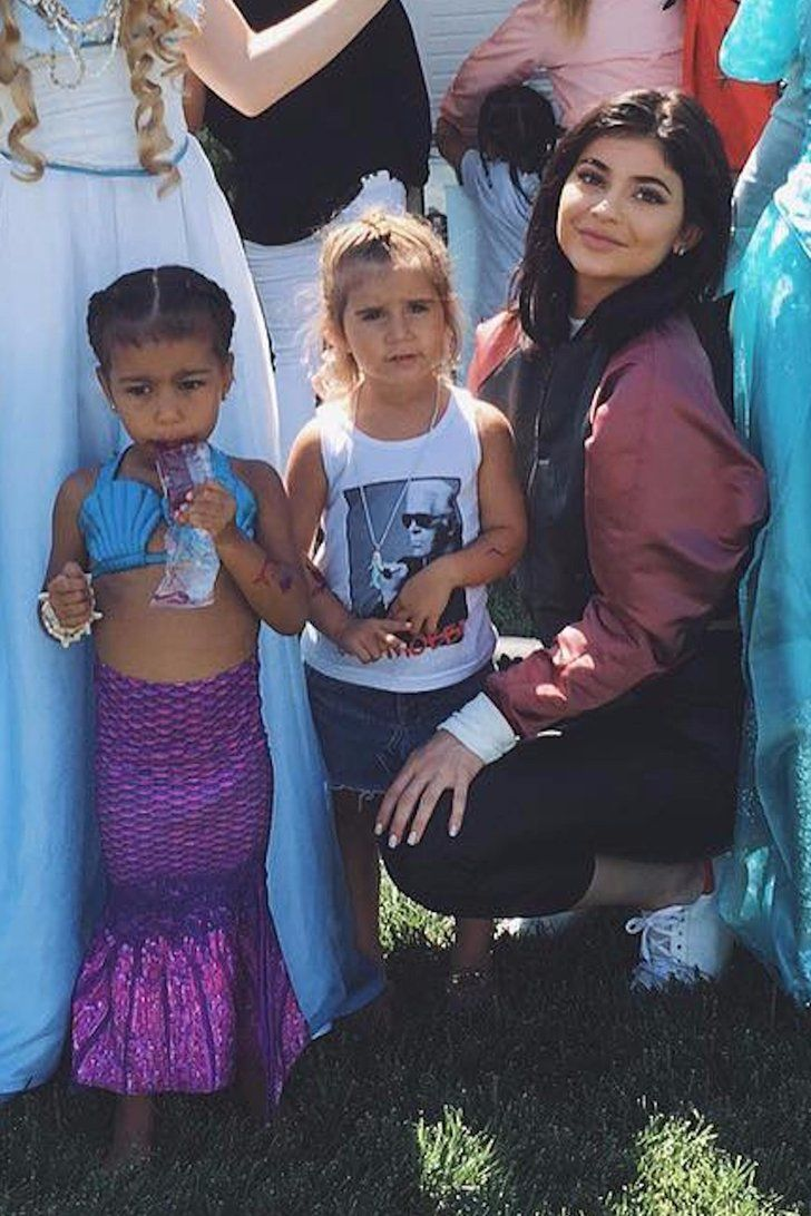 Kylie And Kendall Jenner Kids