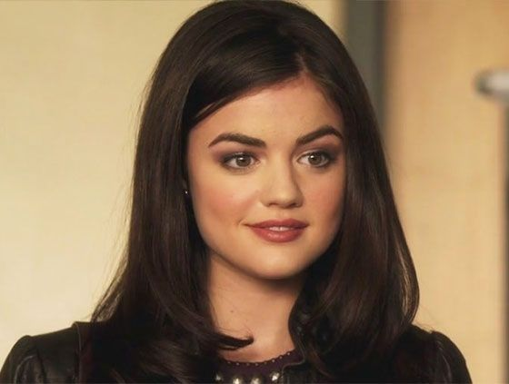 Pretty Little Liars Aria Montgomery Makeup Lucy Hale Beauty Tutorials Natural Hair Pictures Natural Hair Styles Natural Hair Tutorials
