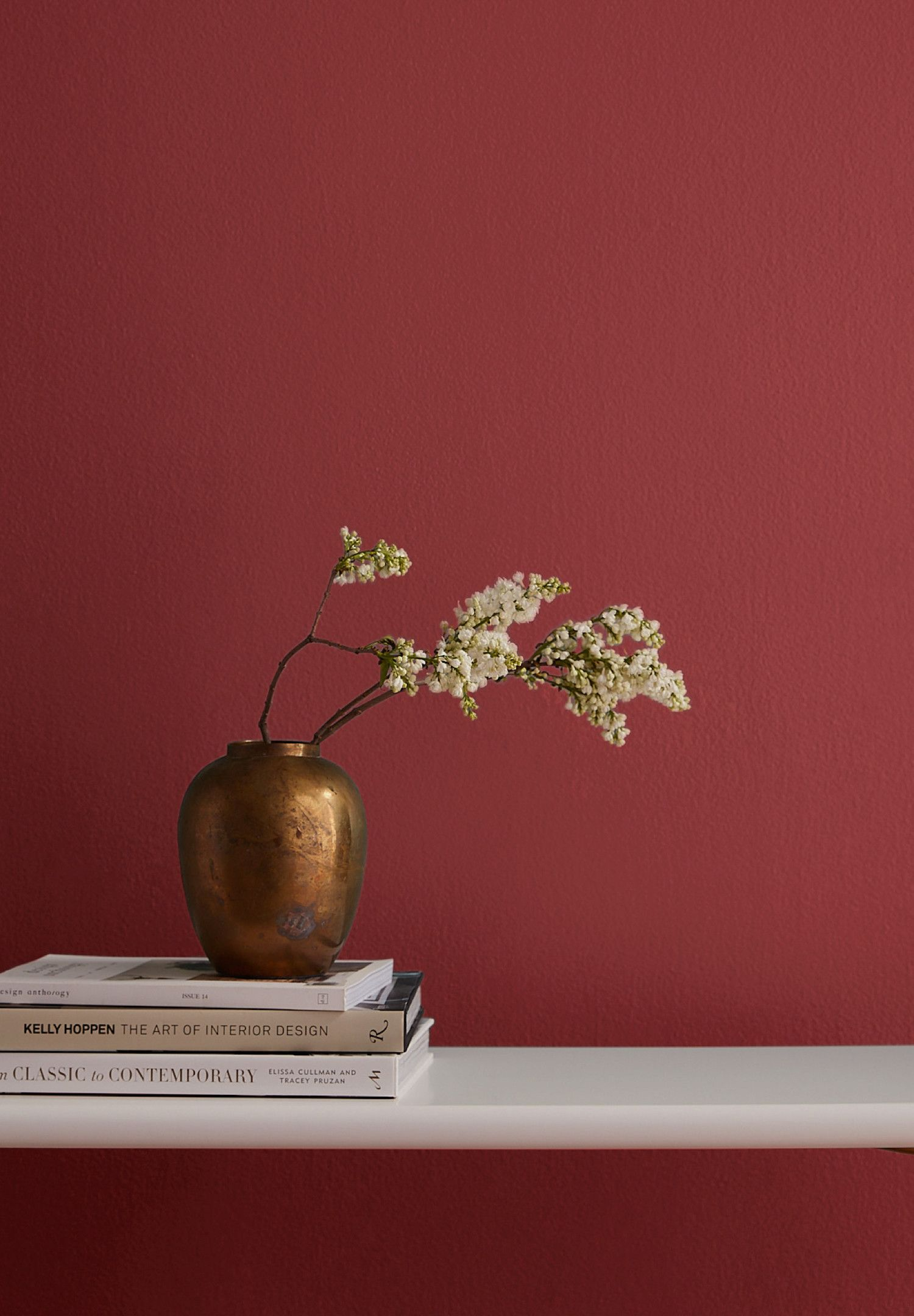 Big Apple A Deep Delicious Red Best Red Paint Color By Clare 55 Interior Designer Curated Paint Colors For Living Room Living Room Colors Red Paint Colors #red #paint #for #living #room