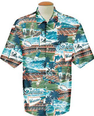 e4a71fd78 Miami Dolphins Reyn Spooner Hawaiian Shirt | Dolphins | Miami ...