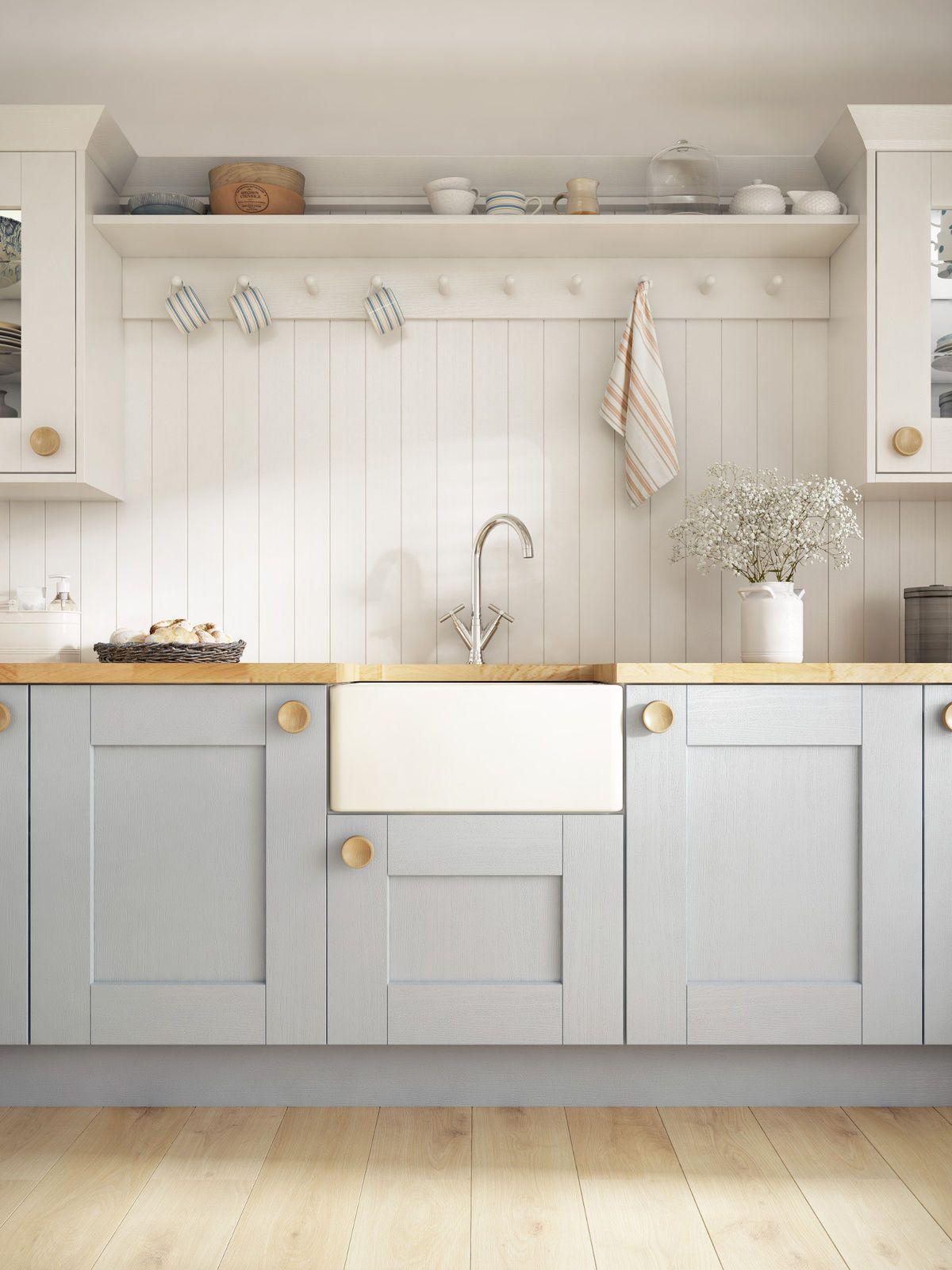 Fantastisch Klassische Küchen Inc Ideen - Küchen Ideen Modern ...
