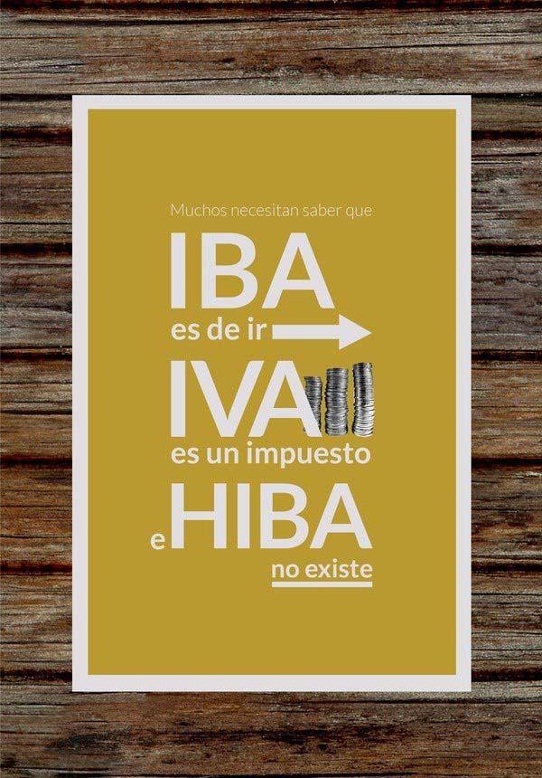 Sabes La Diferencia Entre Iba Iva E Hiba Por Si No Ahora Si Ortografía Palabras De Ortografía Aprender Ortografia
