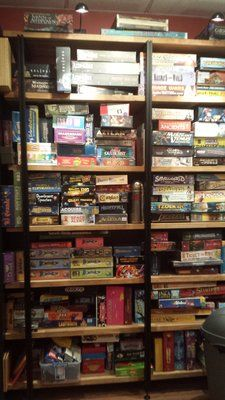The Brooklyn Strategist - a place in Carroll Gardens to play games of all sorts!