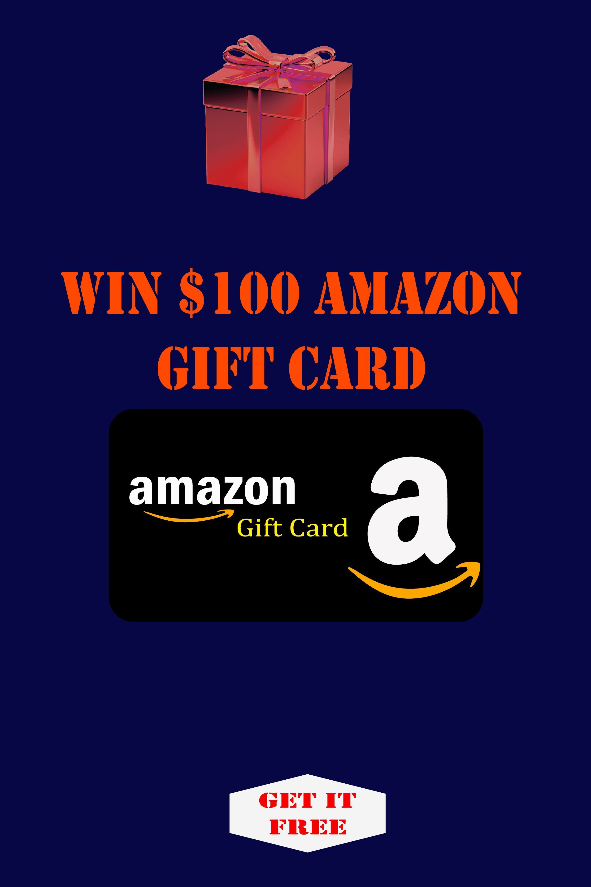 Photo of Amazon gift card giveaway | Get $ 100 Amazon Gift Card Free …