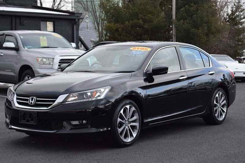2015 Honda Accord Sport Black Honda accord 2015, Honda
