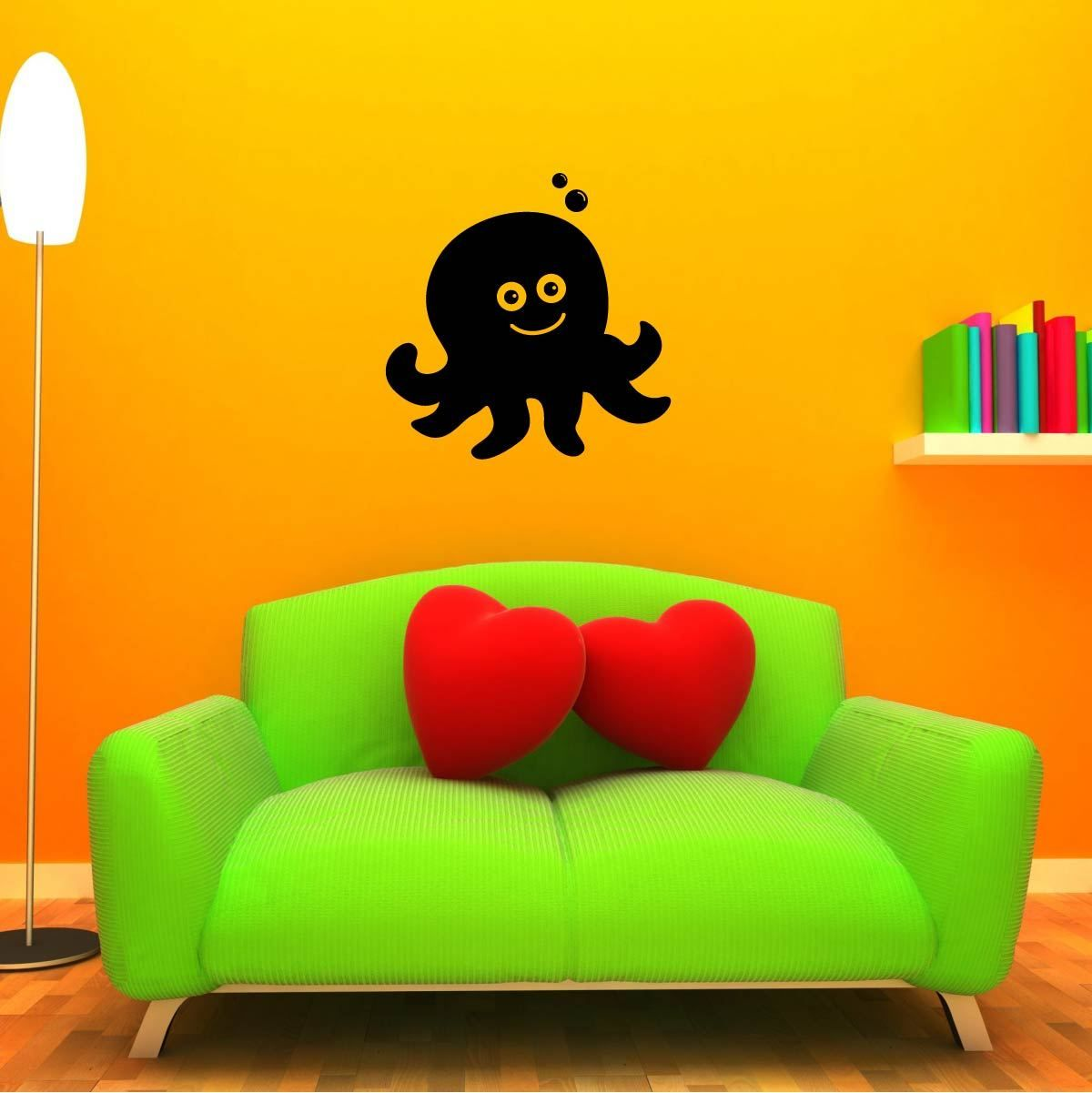 OCTOPUS DECAL, WALL DECOR, CAR WINDOWS, ETC   Decals & Stickers ...