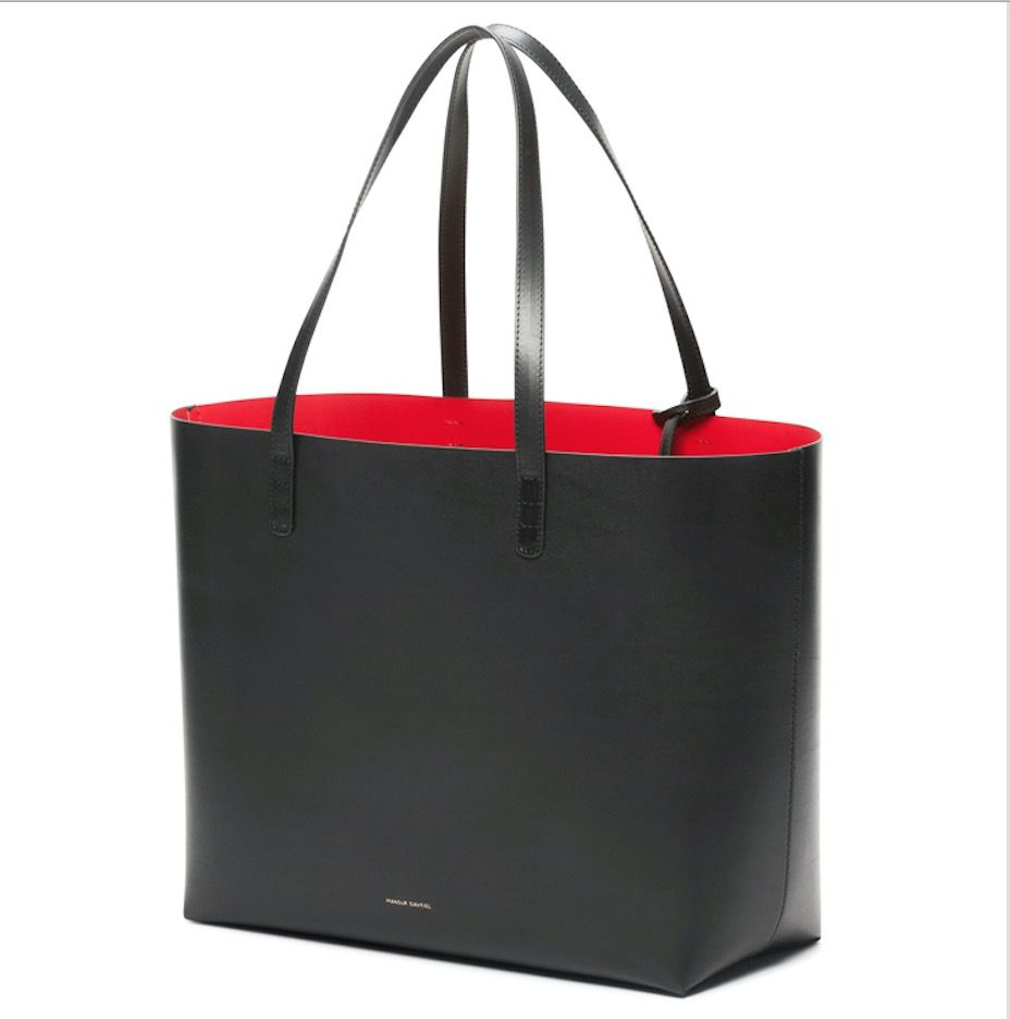 mansur gavriel ber hmte designer marke taschen frauen tote gro e eimer luxus mit geldb rsen und. Black Bedroom Furniture Sets. Home Design Ideas