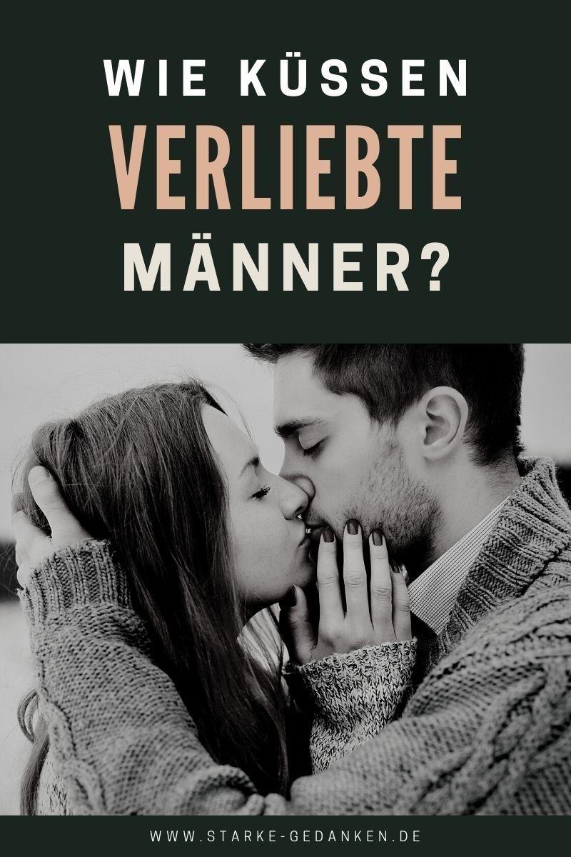 Wie küssen verliebte Männer? Erkenne am Kuss, ob er dich