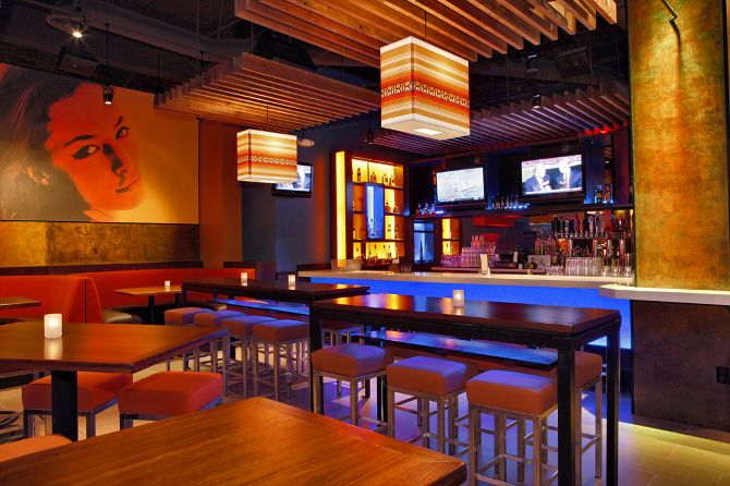 for Bar and restaurant interior design ideas