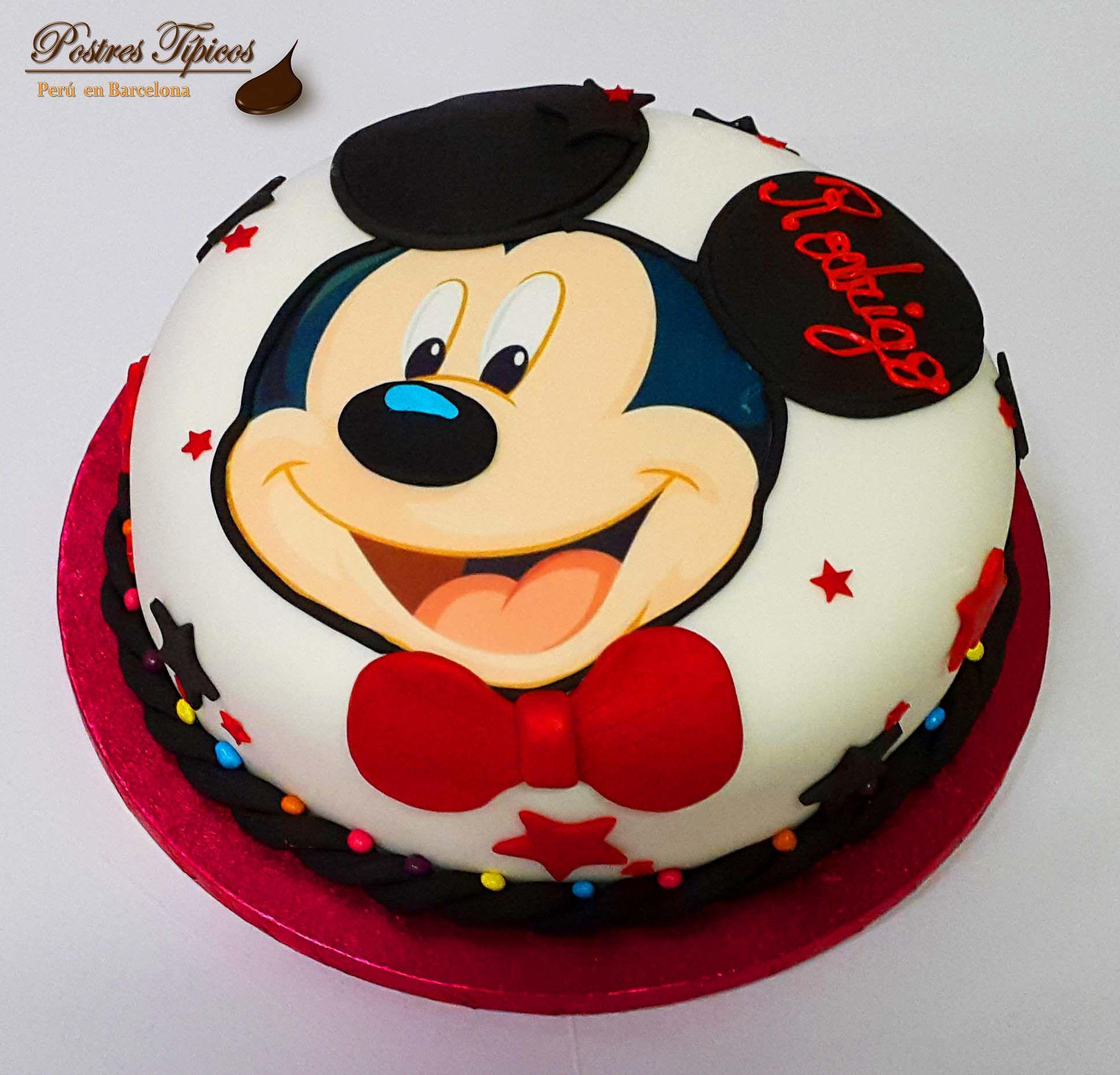 Torta Disney \