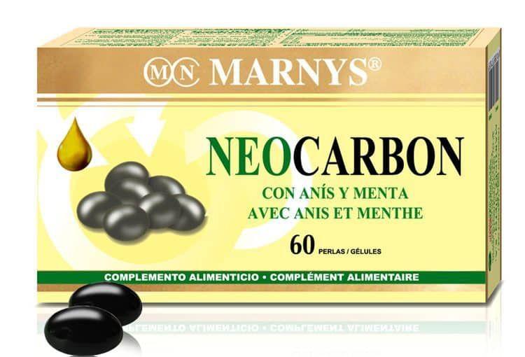 ما دواعي استعمال حبوب نيو كاربون اقراص الفحم وفوائدها موسوعة Food Health Condiments