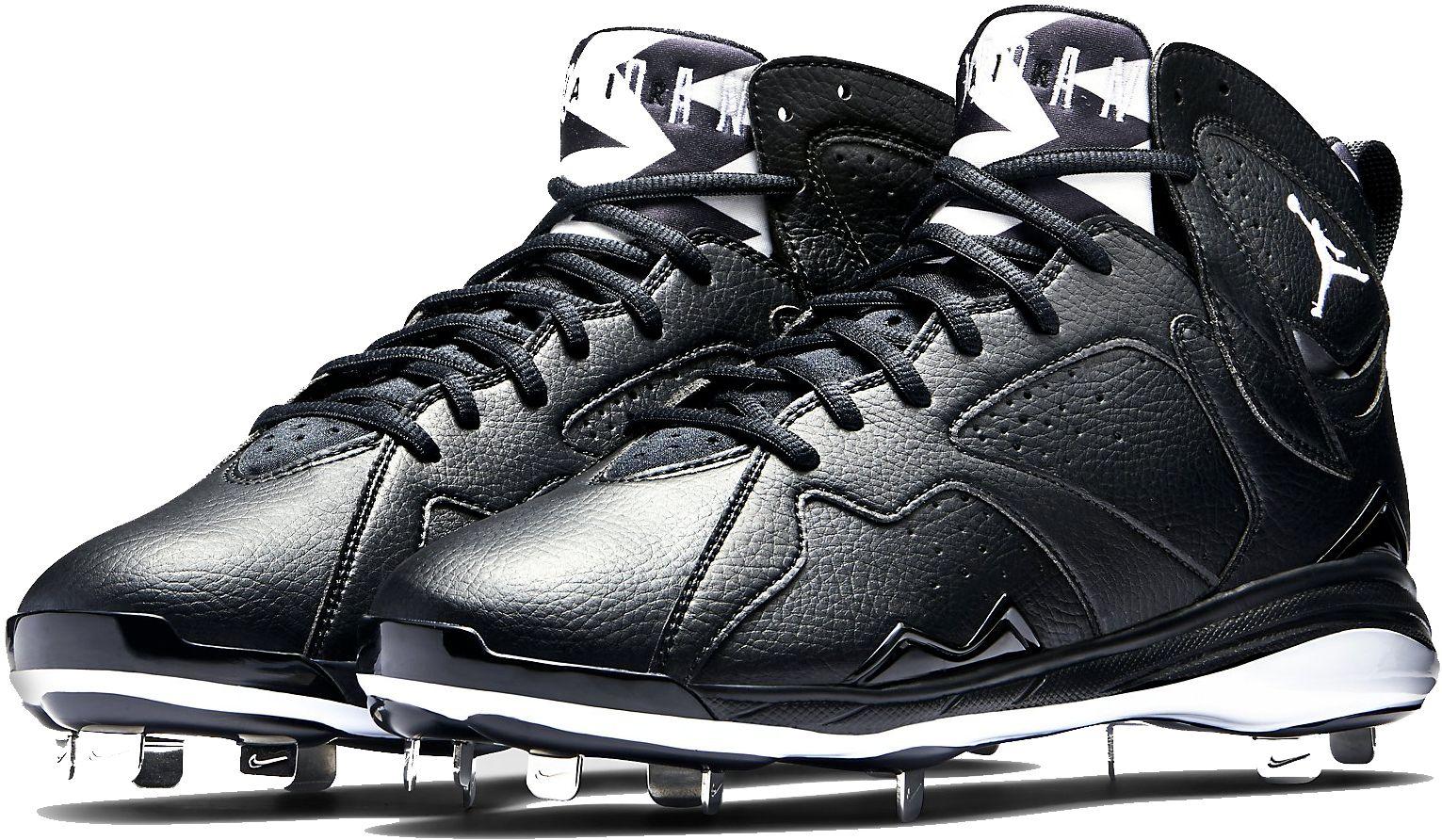 Pin on Jordan Retro 7 Baseball Cleats