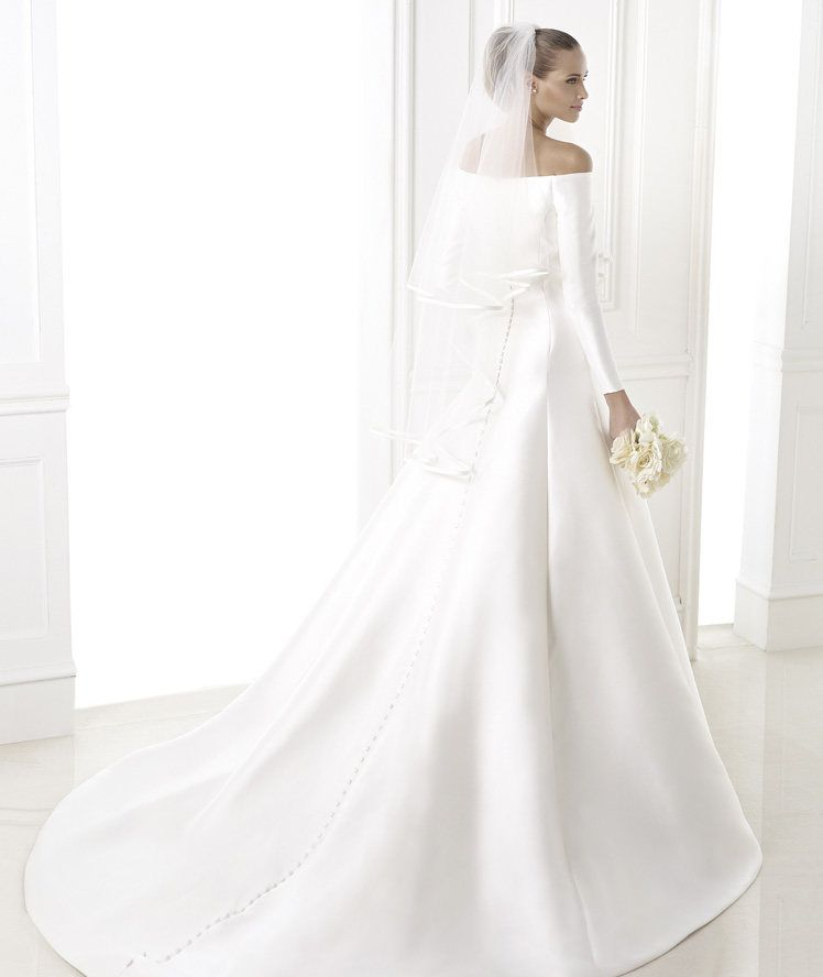 BALBINA » Wedding Dresses » 2015 Costura Collection