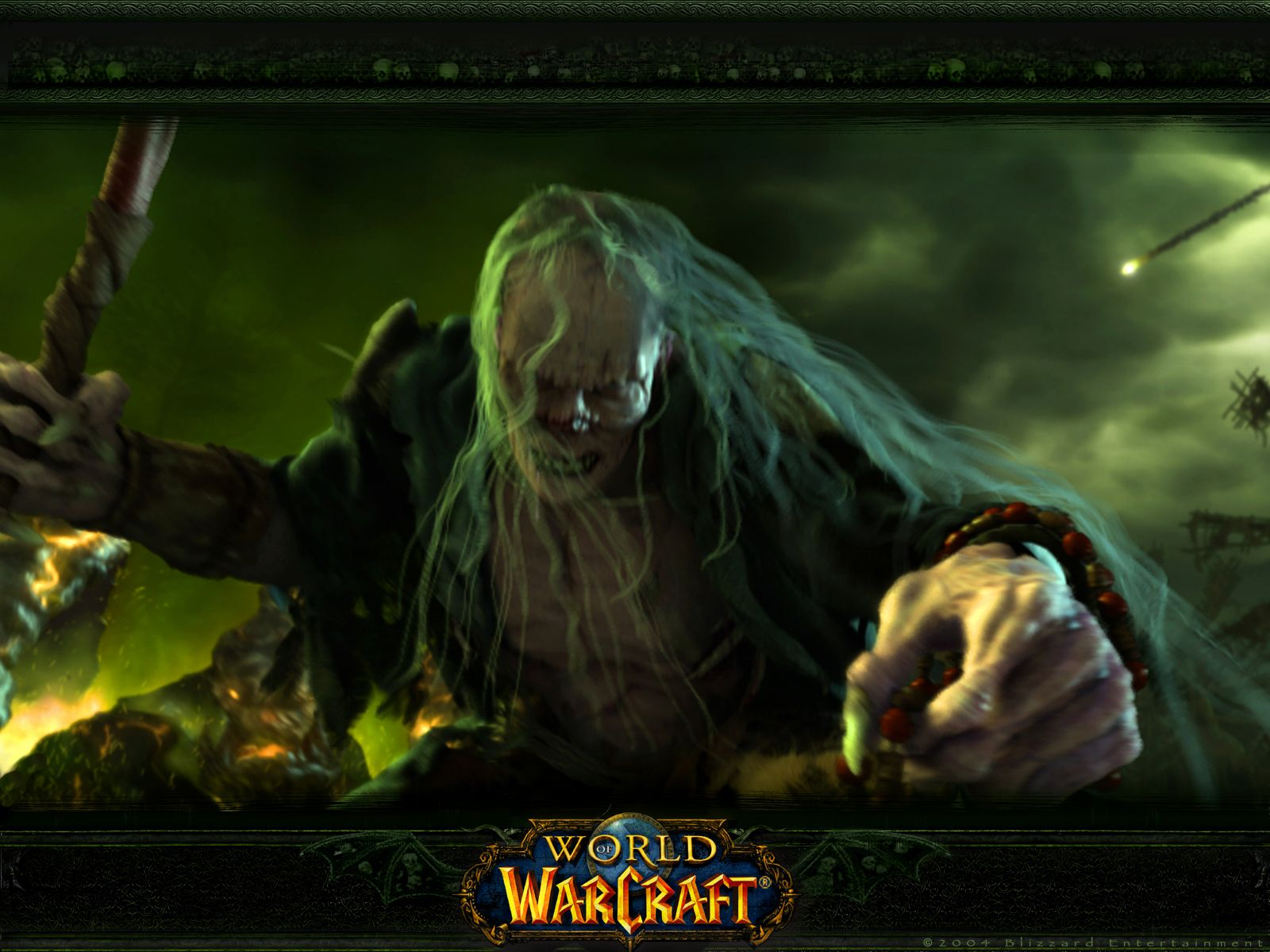 World Of Warcraft Night Elf Druid Wallpaper World Of Warcraft