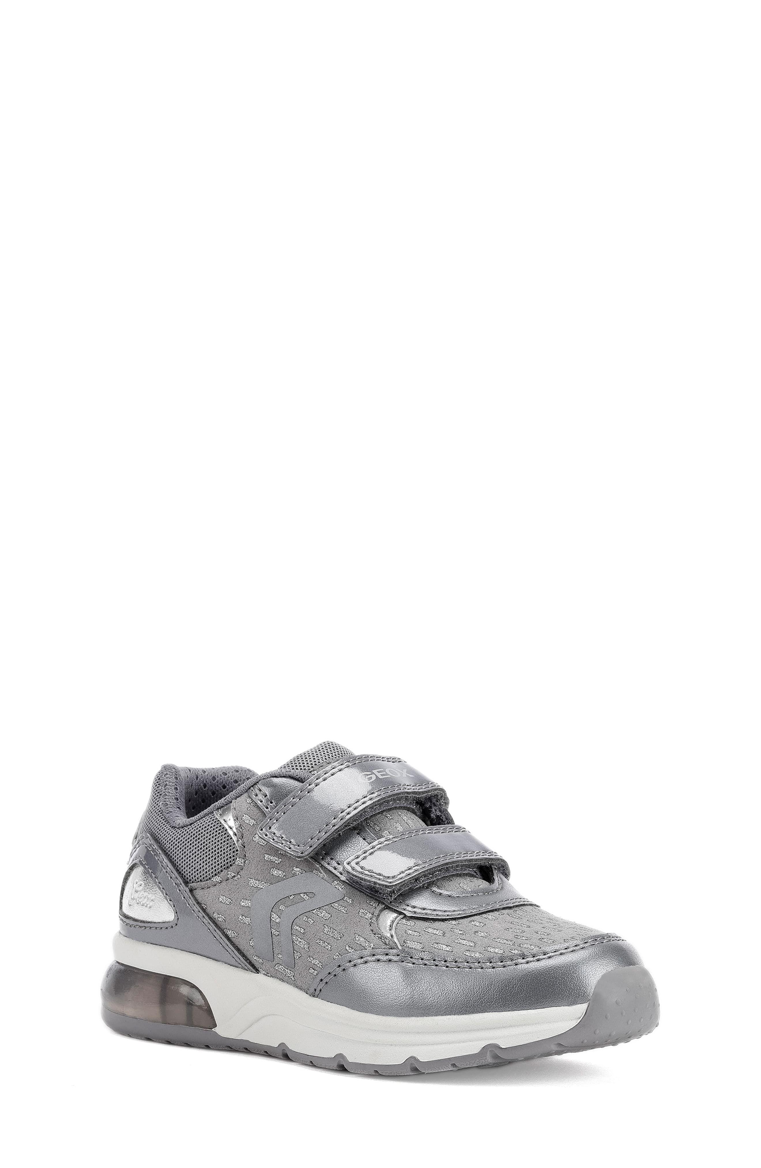 Geox Spaceclub Light Up Sneaker (Toddler, Little Kid & Big