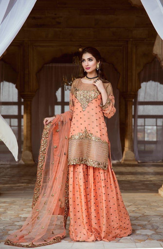 224b179fee Embroyal Chiffon Eid collection by Serene | Pakistani Fashion ...