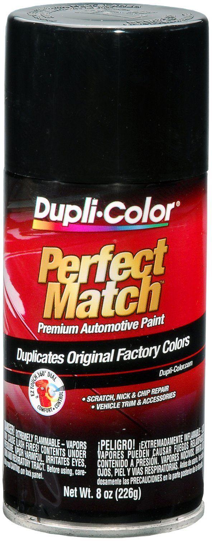 DupliColor EBUN01007 Universal Gloss Black Perfect Match