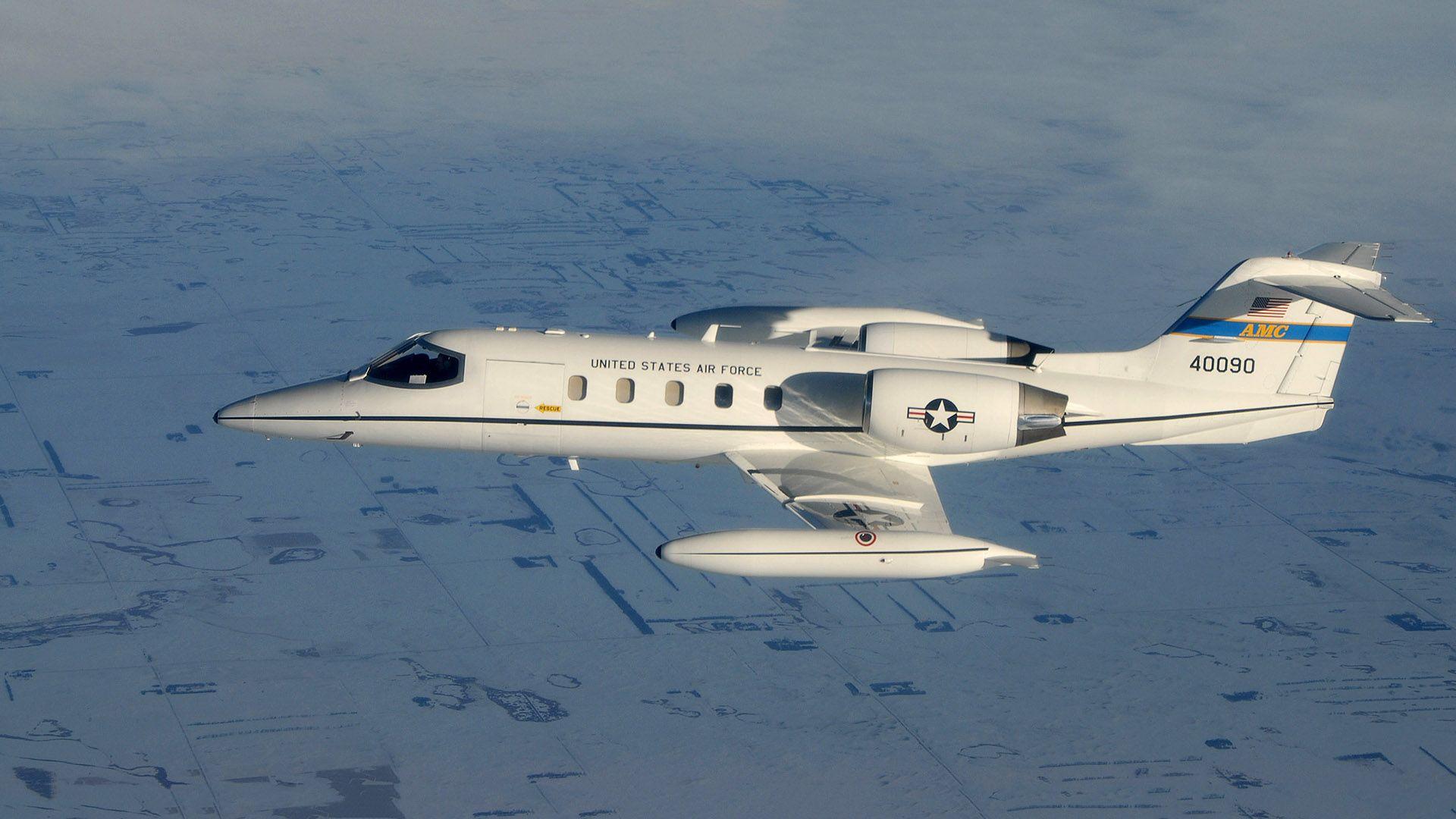 Learjet Inc. has been awarded an estimated 9.5 million