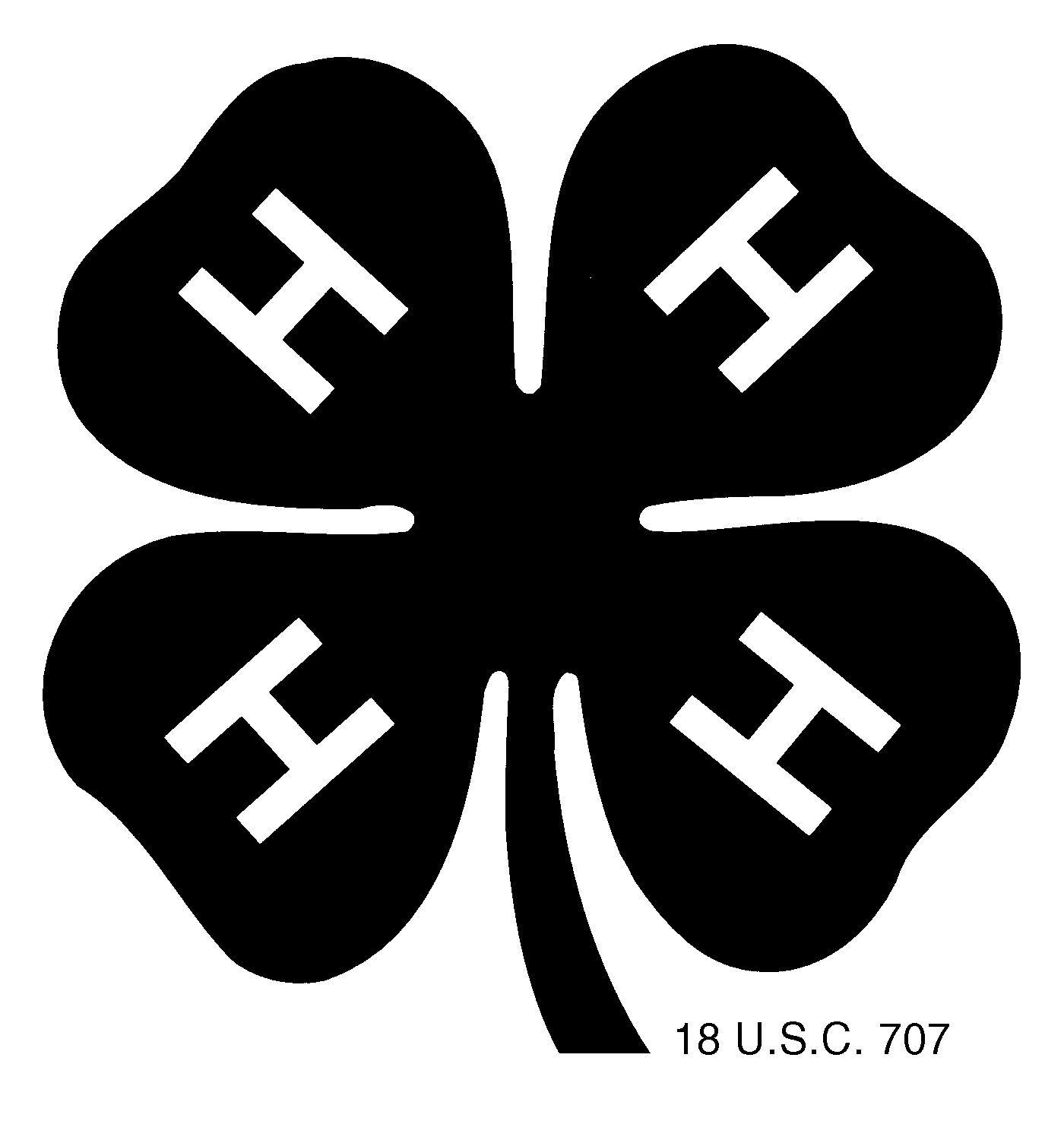 4-h emblems »   silhouette projects   4 h, h logos, painted pony