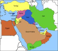Scott Thomas, Social Studies - Unit 2- Geography and Religions of SW Asia (Middle East)