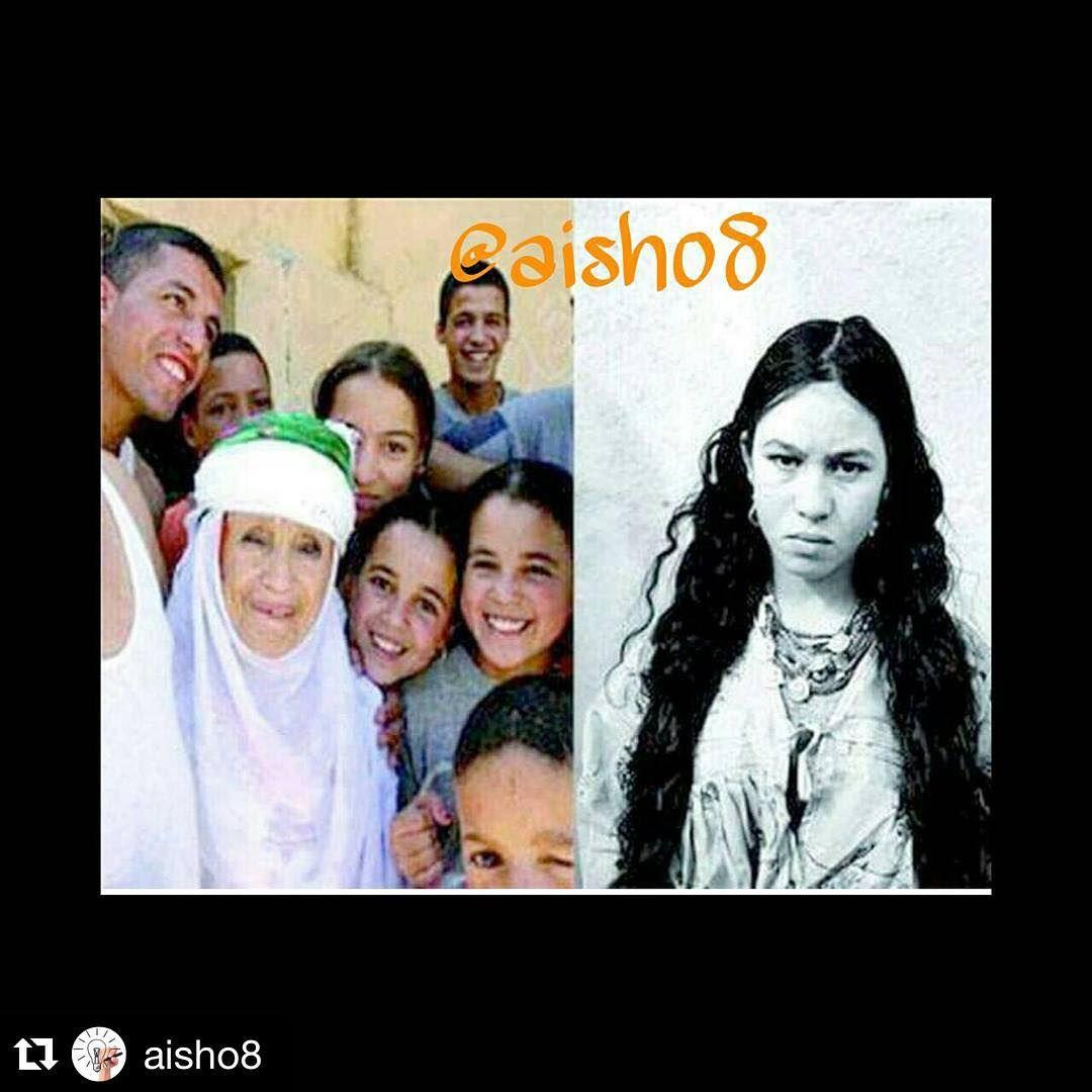 «#Repost @aisho8 with @repostapp. ・・・ الصورة بالأبيض والأسود لفتاه جزائرية من منطقة البويرة - بويرة الاحداب - الجلفة . أثناء الاستعمار الفرنسي للجزائر…»