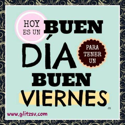 Llegó la hora de relajarse amig@s !!  #ElMejorDíaEsHoy  #GlitzTeAma  www.glitzsv.com