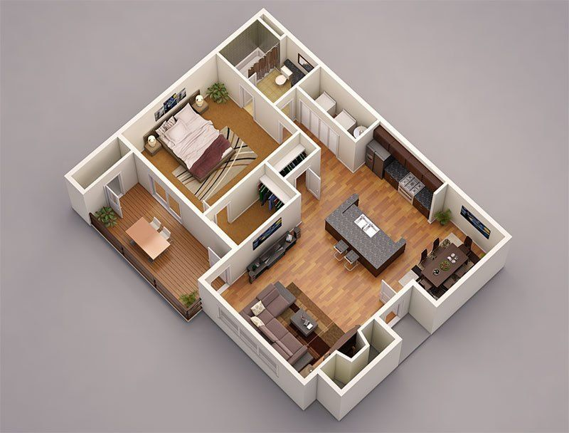 1 Bedroom Flat To Rent In Singapore House Design 1 Bedroom House Plans House Design Pictures