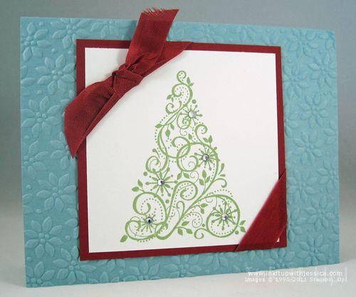 Handmade Christmas Cards | Handmade christmas, Christmas trees and ...