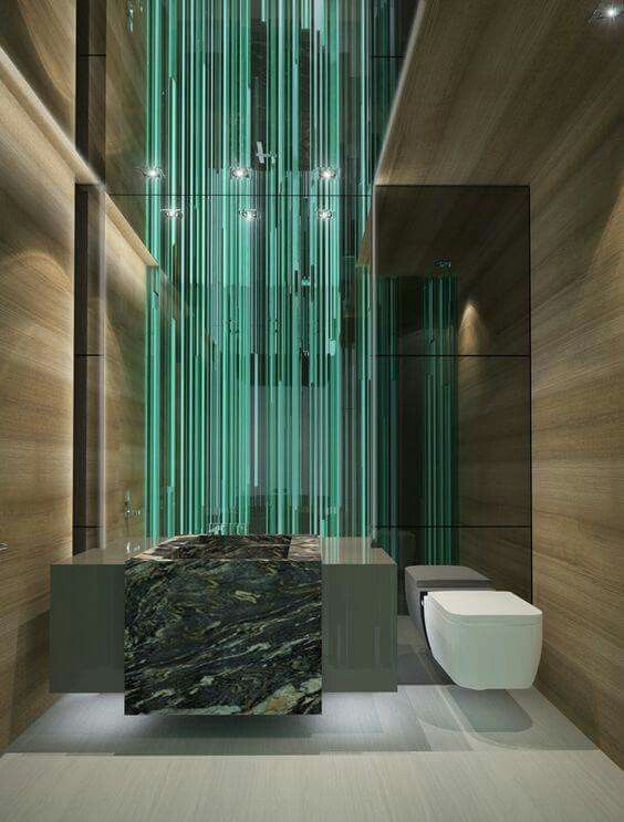 Pin by Devi Tyas on Interior designs | Bathroom, Modern ...