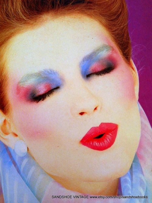 Http Vintagebeautyinspiration Tumblr Com 80s Makeup 1980s