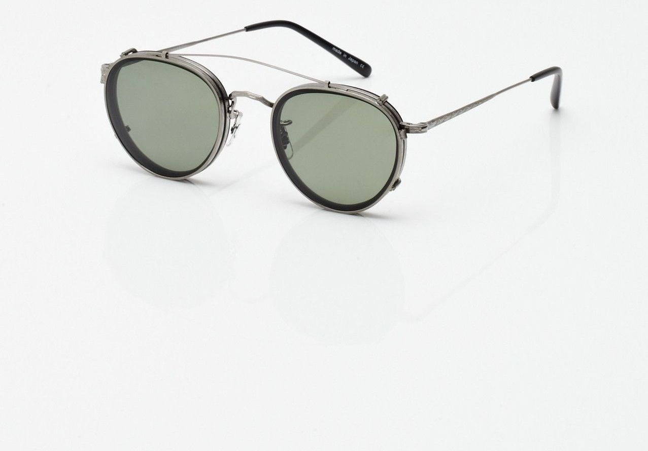 vintage Oliver Peoples   MP-2 with clip ons Still got these ... f3b35d5dc1