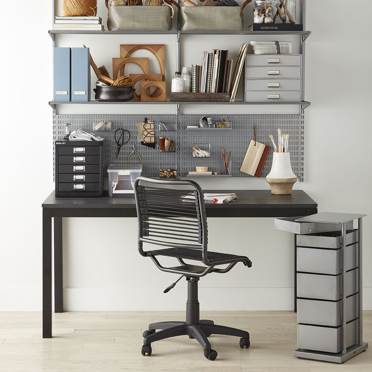 Uniquely Styled For Comfort, Our Flat Bungee Office Chairs