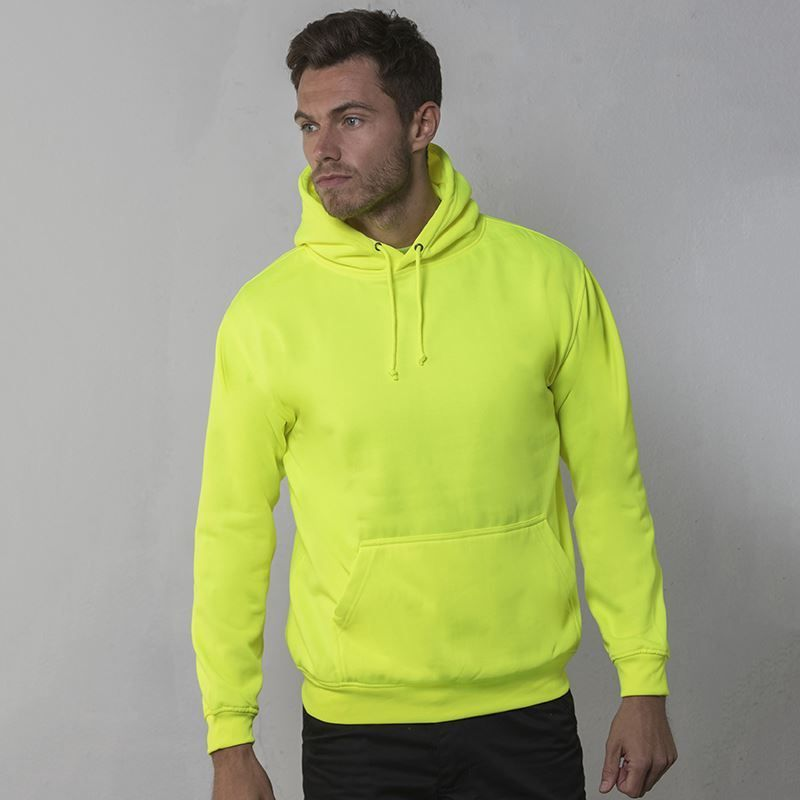 Enhanced visibility hoodie   EV085   Casual Apparel   Hoodies. Workwear fashion. Work wear
