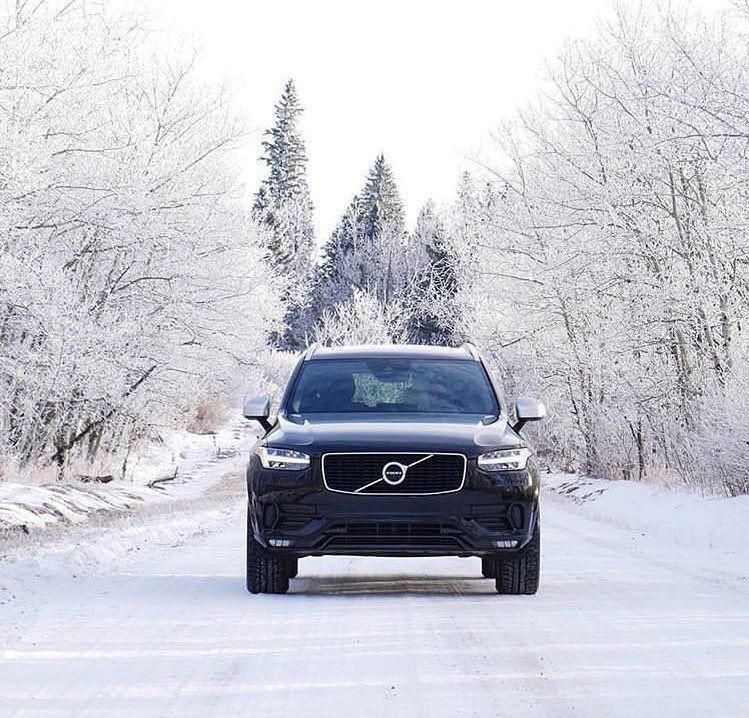 Let It Snow We Were Built For This Xc90 Let It Snow We Were