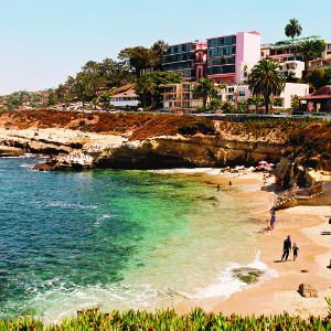 Coastal Getaways La Jolla Ca Best Beach Hotels Sunset