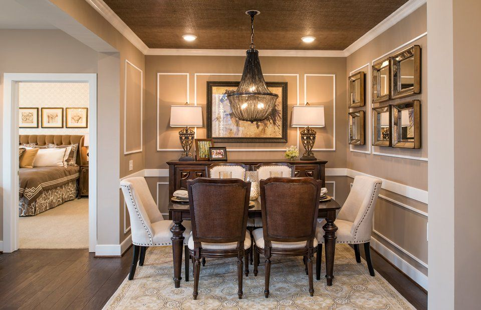 Garrison New Home Features Fairfax Va Pulte Homes New