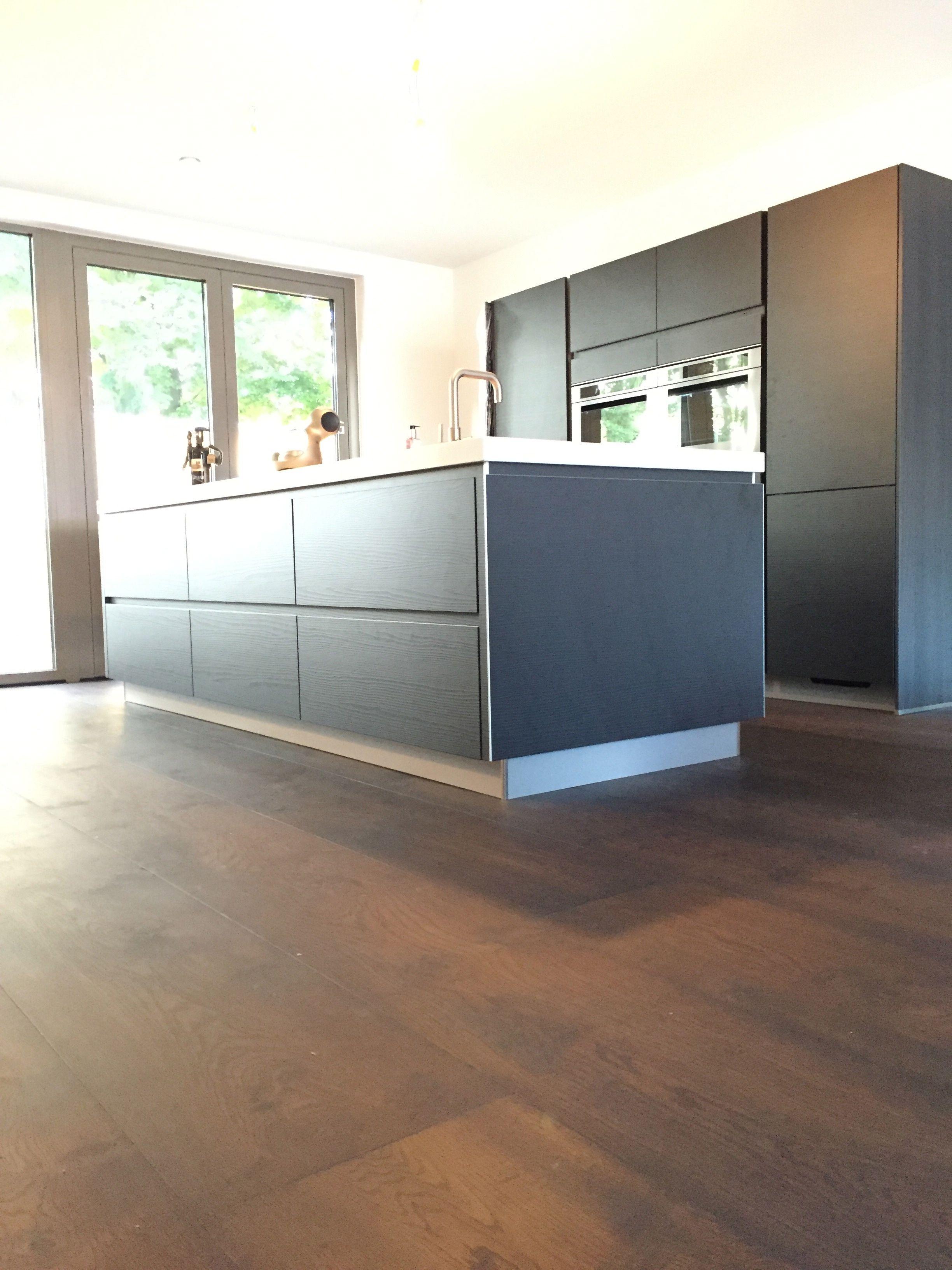 Voorbeeld van parket in een keuken keuken pinterest van - Voorbeeld van open keuken ...