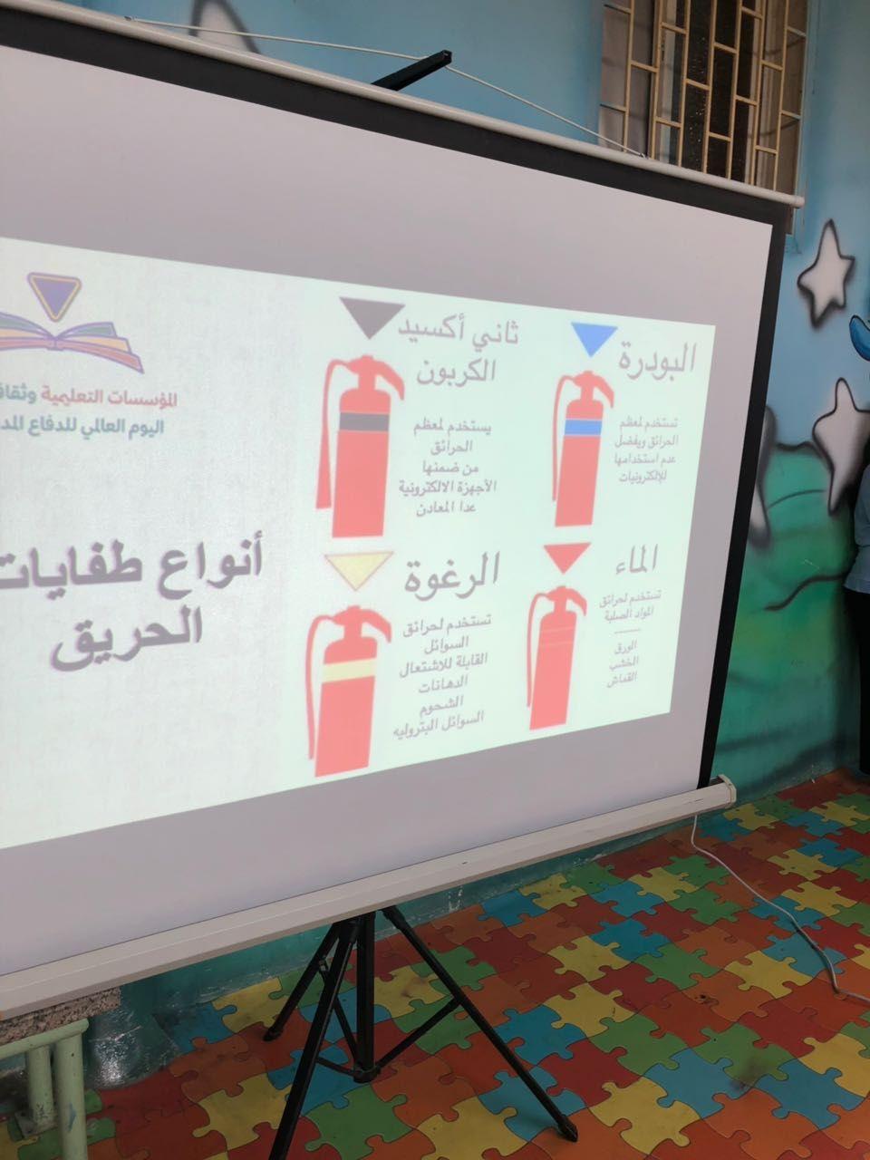 تفعيل اليوم العالمى للدفاع المدنى تحت إشراف لجنة الأمن والسلامة السعودية المدينة المنورة مدارس المملكة مدارس مناهل Electronic Products Electronics Laptop