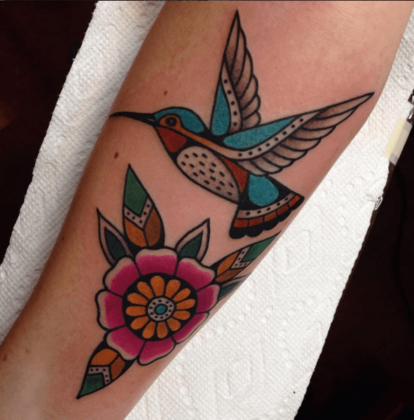 27 Hummingbird Tattoo Designs Ideas: 45 Hummingbird Tattoo Ideas For Women That Are Spectacular