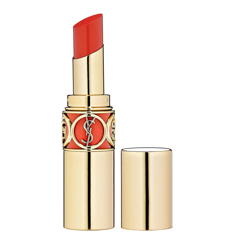 ROUGE VOLUPTÉ - Silky Sensual Radiant Lipstick SPF 15 - Yves Saint Laurent   Sephora 15 Extreme Coral