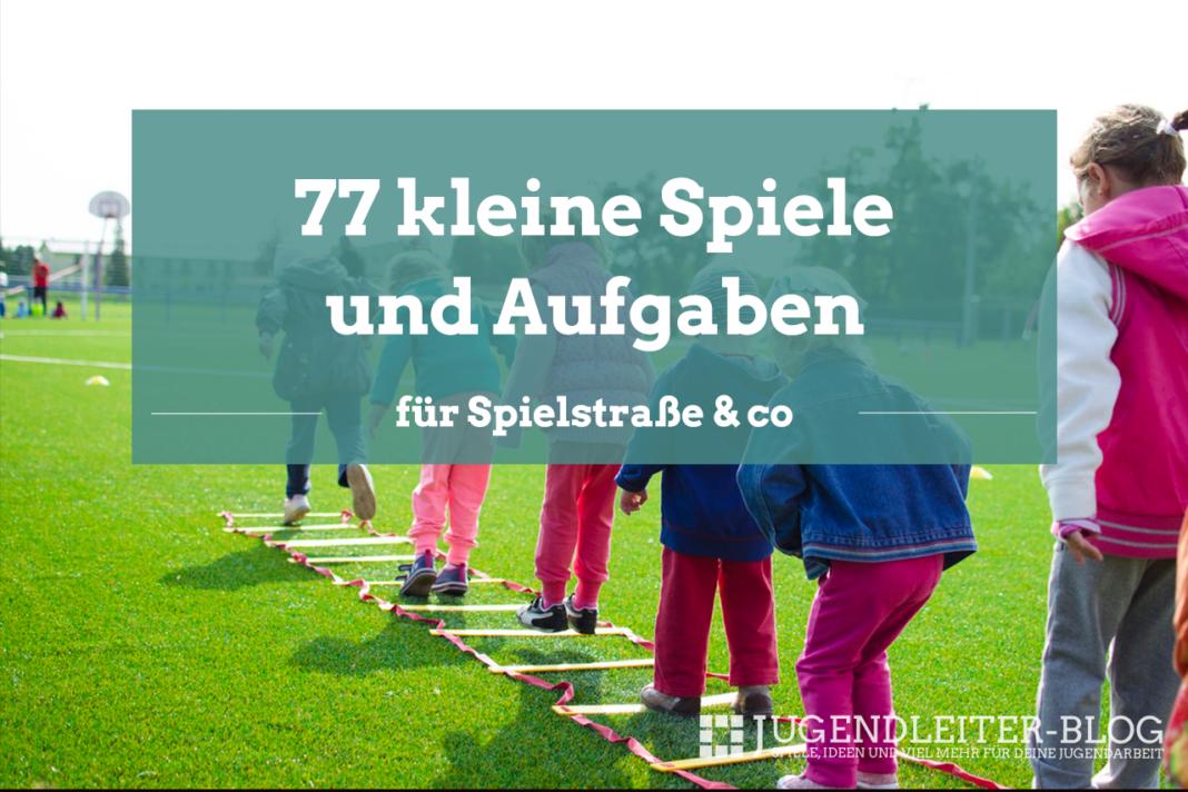 Photo of 77 små spill og oppgaver for barn og unge ›Ungdomslederblogg
