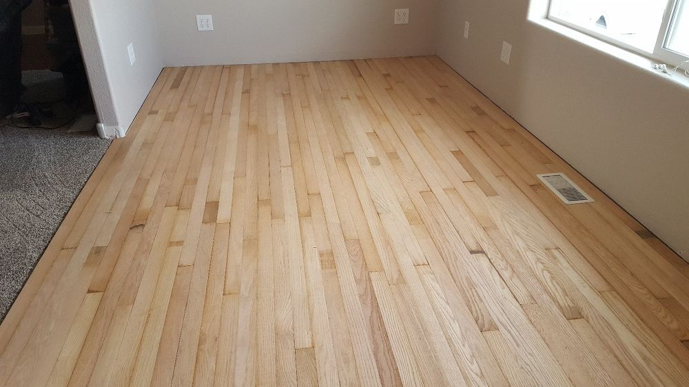 How to Makeover Den Flooring From Carpet to Wood DIY