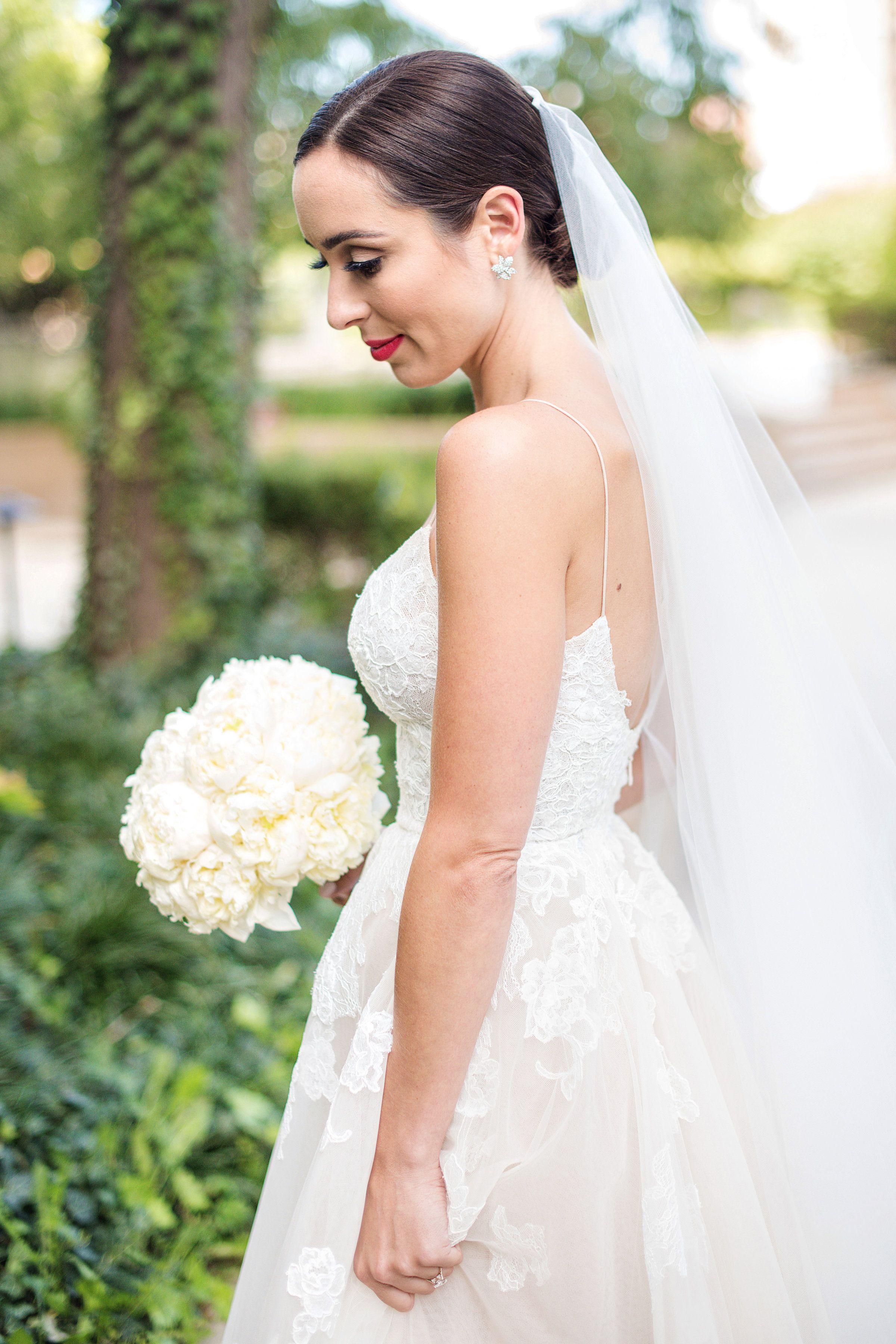 Trapp and Company Kansas City Florist. Green Wedding.